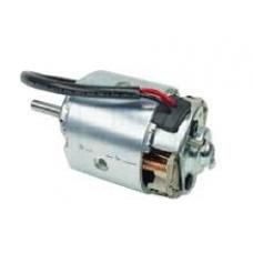 Электродвигатель отопителя Scania 112 113  142 143 GP82/GPRT92/ без крыльчатки с проводом фишка 2 контакта