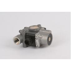 Магнитный клапан ABS рационализ байонет 3 фишки d27 M22x1.5/M22x1.5 24V Iveco MAN Volvo (для перехода на резьбу+ 894601132)