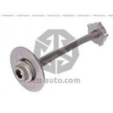 Рк дискового тормоза вал в сборе механизма выбора зазора без язычка и пружины 44x110 SB-SN/SK6/7 KNORR