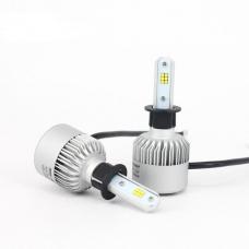 К-т Лампа светодиодная Н3 для автомобильн фар 12-24V  Neoplan DAF 95XF MB Actros Atego