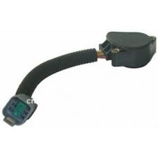 Потенциометр квадратный штекер 5 контактов МКПП VOLVO FH12