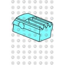 Замок стопорного кольца для 0318804100 BPW
