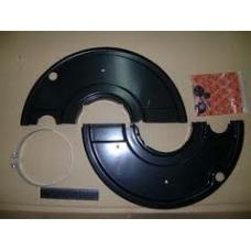 Щитки пылезащитные комплект на 1 сторону SNK420x180/200 \SAF SK RS 9042 ->95