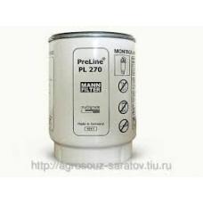 Фильтр топливный c отстойником сепаратор 1-14UNS h150 D108 \DAF CF75/85 XF95/105/MAN VOLVO