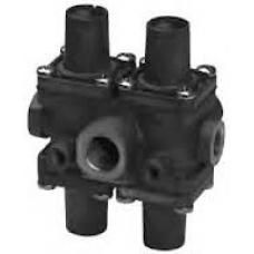 4-х контурный предохранительный клапан  7 4.5bar M22x1.5 M16x1.5 MB,MAN