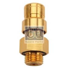 Клапан защитный влагоотделителя. 18 bar - M 16 x 1,5 (пердун)