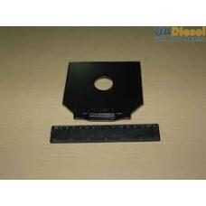 Пластина крепления полурессоры 100мм M30 120x125x5 BPW