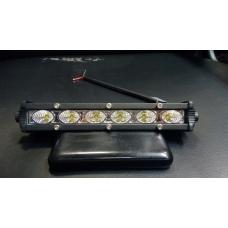 Дневные ходовые огни 18w плоские LED POLAND Комплект 2 шт