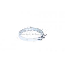 Хомут глушителя d=140 h=30 Volvo FH12/16 усиленный