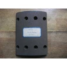 Накладки тормозные 19574 300x200 STD 18.0-11.0 (93251 8x15 64) BPW.Cardi.Kass