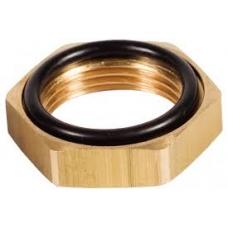 Контрагайка с уплотнительным кольцом f16 C44