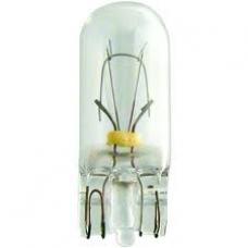Лампа накаливания(безцокольная) габариты передние W5W ЧЕРНАЯ 24V!!! W2.1X9.5d