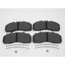 Колодки дисковые 29173 задние с пластинами и болтами  216x99.6x29 RVI VOLVO