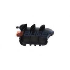 Воздуховод черный пластик левый  Scania