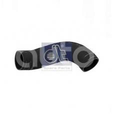 Патрубок интеркулера  D=80mm L=450mm изогнутый\RVI Kerax/Premium