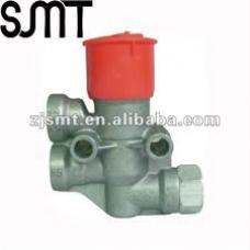 Клапан растормаживания M16.5 красная кнопка для энергоаккумуляторов