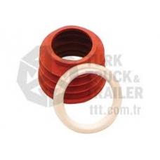 Рк диск тормоза пыльник направляющей суппорта SB6-7
