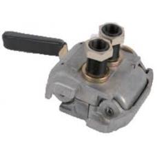 Головка соединительная М16 с клапанами для тягача с ручкой (пара для 4528040120) DuoMatic