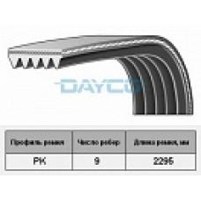 Ремень поликлиновой 9PK2835 генератор+насос ГУР+компрессор кондиционера MB Actros