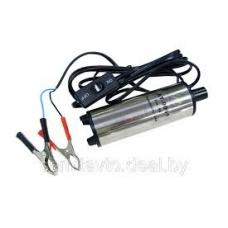 Насос для перекачки топлива 12 v с фильтром D38мм