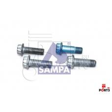 К-т болтов крепления тормозного суппорта SAF