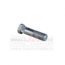 Болт колесный передний/задний M22x1.5x73/64Iveco EuroCargo/Tech/Trakker/Stralis