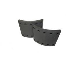 Накладки тормозные 19010 STD  21.0-13.0  420x150 93685 L10 6.35x15.9 64 DAF