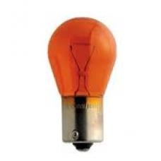 Лампа автомобильная желтая PY21W 24V 21W BAU15s