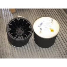 Пневмопод 4004NP03 со стак 2шп.M12 1отв штуц M22 Поршень пластик.4отв SAF 2618