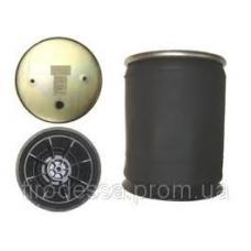 Пневмоподушка 4158NP03 со стак 2отв.M10 1отв-шт.M22 Порш пластиковый d13.5 Schmitz/Weweler