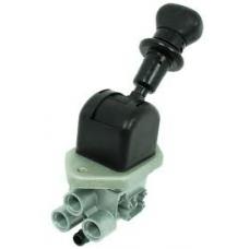 Кран тормозной ручной M16x1.5, 12.5bar MAN L/M/F2000 TGA/TGL/TGM/TGS/TGX