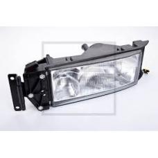 Фара левая мех регулировка лампа H4/H3 Iveco EuroStar/Tech/Trakker/mover
