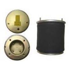 Пневморессора SAF (без стакана) (2 шп. M12 смещены,1отв. M22) 2918V