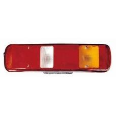 Фонарь задний секц правый (фишка сбоку 7PINS) (500x130) Volvo FH12