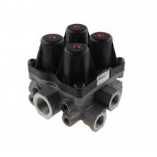 4-х контурный предохранительный клапан  13bar VolvoFH12