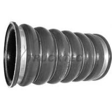Патрубок интеркулера силикон. D=81-98 L=174 Scania 4/P/G/R/T серия