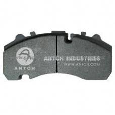 Колодки дисковые 29167 под ABS 248x109.5x30отв датч 5мм BPW (05/03-->) KNORR SB4345