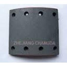 Накладки тормозные 19283 420x178 STD 8отверстий закл-93251 8x15 SAF
