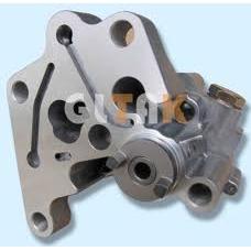 Насос топливный подкачки низкого давления короткий шток Volvo FH12 D12A/B/C 20769469 ТННД 212108