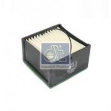Фильтр топливный МАЛЕНЬКИЙ сепаратор квадр с подогревом 88.5x88.5x54.6 SEPAR на легковую МАШИНУ