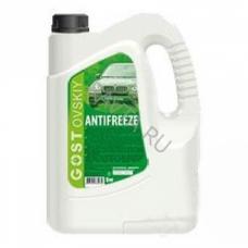 Антифриз зеленый 10 литров