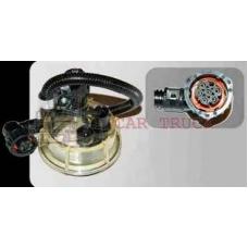 Крышка сепаратора с подогревом  и автоматическим сбросом конденсата RVI Magnum DXi12 VO FH/FM/FMX/NH 9/10/11/12/13/16 D 9 A/B D 12 D, D 16 C/E/G