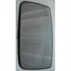 Стекло зеркала NEW большое обогр 200x435 радиус 1200 Volvo FM II/FH II 02>