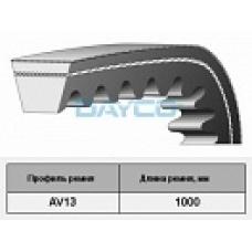 Ремень клиновой 13x1000 Iveco Kassbohrer MAN MB DAF Scania