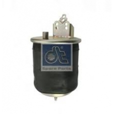 Пневмопод 6600NP02 со стак Верх 1шп-шт M16/24 смещ 80+кроншт Порш сталь 1шп M14 VOLVO FL6,FH/FM