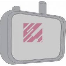 Зеркало дополнительное ручная регулировка с подогревом правое VOLVO M4300010