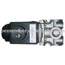 Электромагнитный клапан управление КПП new Scania закрытый