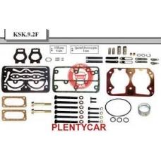 Рк компрессора полный прокладки сальники клапаны болты Knorr LP4930/4964/4974 Volvo Scania