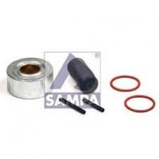 Рк тормозной колодки к-т на колодку ролик+палец+2втулки+2упл кольца Scania 4 Serie