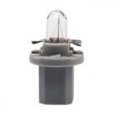 Лампа накаливания 24V 1.2W (D8.5D) с полим. патроном (щитка приборов) Volvo